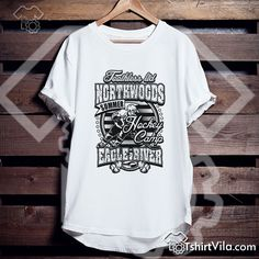 Northwoods Summer Tshirt – Tshirt Adult Unisex Size S-3XL