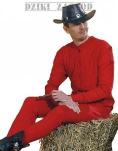 cf41c3fabc5 kalesony kowbojskie LONGJOHNY Western Wear