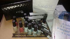 OpenBox AVON - campanha 8  - #VemVer  💋🌹
