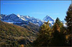 Blick von les Farquès (Kanton Wallis) zu den les Dents View from les Farquès (canton of Valais) to the les Dents Vue depuis les Farquès (Canton du Valais) sur les Dents Vista da les Farquès (Canton Vallese) su Les Dents Vista desde les Farquès (Cantón de Valais) en Les Dents Canton, Wallis, Homeland, Switzerland, Mount Everest, Mountains, Nature, Travel, Beautiful
