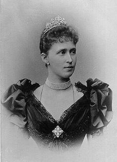 Her Royal Highness Princess Heinrich of Prussia (1862-1953) née Her Grand Ducal Highness Princess Irene of Hesse and by Rhine