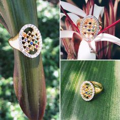 Breastplate of high Priest Israel Hadassah Jewelry woman Ring! Twelve Tribes of Israel 12 Gemstones Zirconia Ruby Onyx Emerald Amethyst Aquamarine Citrine Topaz Sapphire