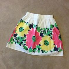 Lilly Pulitzer Dresses & Skirts - EUC Lilly Pulitzer Skirt