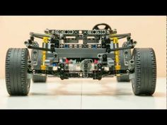 LPEpower episode 06 - Multilink front suspension - YouTube