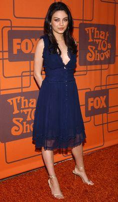 Mila Kunis' Style Evolution - Mila Kunis in 2006