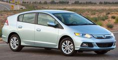2012 Honda Insight Hybrid Right