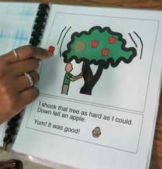 Chapel Hill Snippets: Way up High in the Apple Tree---printable book (free as usual)