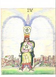 4 van Pentagrammen