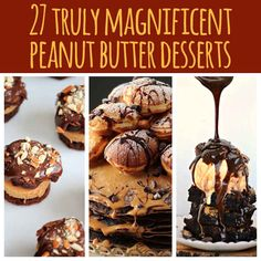 27 Truly Magnificent Peanut Butter Desserts
