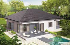 Projekt domu Eris II (wersja C) energo
