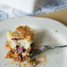 Shepherd's pie is a hearty and delicious winter meal.