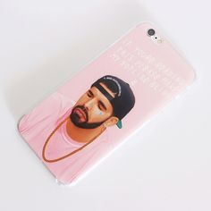 "{iPhone 6/6s} | ""Crying Drake"" Phone Case ➳ Item Description: This is a plastic phone case. It has a fun and bright design with poor Drake crying and says ""If you're reading this please make my hotline bling"".  ➳ Item Details: Color: Pink Compatibility: iPhone 6/6s Available: 3  The price is firm, but will be discounted through bundles.  Please consider that the colors you see on your device will probably not look the same in person! This is ONLY the case. It does not come with a phone. ♡…"