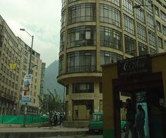 Antigua sede Periódico el Espectador 1948 Bogotá Colombia Germán Tejero de la Torre