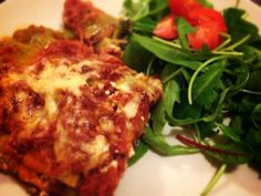 How to Cook Pesto (Veggie) Lasagna for #Meatless Monday