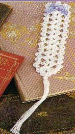 Free Crochet Patterns Tassel Trim Bookmark Crochet Pattern Learn the rudiments of how to needlecraft Crochet Bookmark Pattern, Crochet Bookmarks, Crochet Cross, Thread Crochet, Crochet Stitches, Crochet Puff Flower, Crochet Flower Patterns, Crochet Flowers, Crochet Gifts