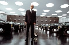 will smith men in black pug frank suit dog suit Men In Black, Tommy Lee Jones, Movie Photo, I Movie, Will Smith, Frank The Pug, After Earth, Amblin Entertainment, Black Pug Puppies