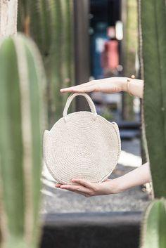 DIY Bolso redondo de crochet · DIY Round crochet bag · Fábrica de Imaginación · Tutorial in Spanish