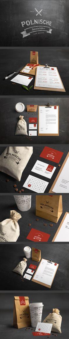 Polnische Spezialitäten #identity #packaging #branding PD