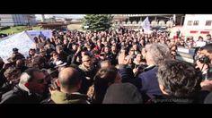 Beppe Grillo a Venosa