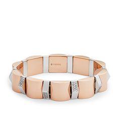 Geo Stretch Bracelet