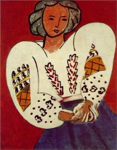Henri Matisse . Follow - www.pinterest.com/ImStyle and LIVE with Style -  www.SheWithStyle.com