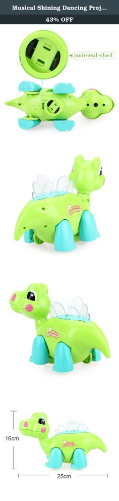 Musical Shining Dancing Projector Cartoon Dragon Educational Toys Kids Baby Gift. Gender:Unisex.Brand:NEW.Color:Green.Dinosaur Toys *1. Product Description 1. Environmental resistance to slam the ABS material, wear-resistant and easy to clean, high strength not easily scratched, smooth surface cleaning. 2. Blunt human design, prevent the use of children in the process of scratching the skin, use a more secure. 3. The feature-rich, played a unique, beautiful songs, limb walking, smart...