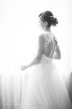 Dream of a bride by Vallentine