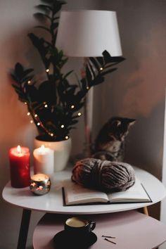 cozy mornings Home Decor
