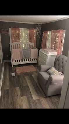 baby girl nursery room ideas 367465650850994228 - Pay a visit to our web-site for a little more pertaining to this striking nursery ideas Source by tresoreloa Baby Girl Room Decor, Baby Room Themes, Baby Nursery Diy, Baby Room Design, Baby Bedroom, Baby Decor, Nursery Room, Girl Nursery, Nursery Ideas