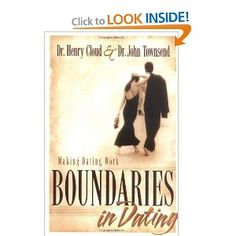 Boundaries in Dating: How Healthy Choices Grow Healthy Relationships --- http://www.amazon.com/Boundaries-Dating-Healthy-Choices-Relationships/dp/0310200342/?tag=prizepear-20