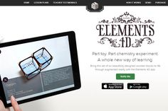 Tech Thursday:  Elements 4D  your students will LOVE this app!