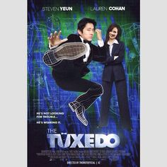 Steven Yeun and Lauren Cohan in Tuxedo | twdnotofficial (IG)  Tags: #twd #thewalkingdead #walkingdead #twdparodyposters #stevenyeun #laurencohan #glennrhee #maggiegreene #gleggie