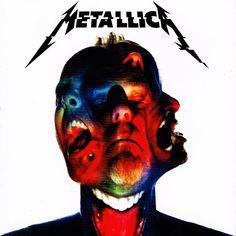 Caratula Frontal de Metallica - Hardwired... To Self-Destruct (Deluxe Edition)