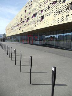 Potelets Nastra Maison des arts - Saint Herblain - Nantes