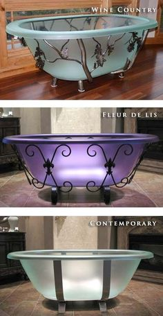 Explore images of stylish Purple and Lavender bathrooms for inspirational design ideas on your own bathroom remodel project from top designers FREE!