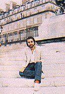 Majicat - Cat Stevens Scrapbook - Popshop Magazine - Cat Stevens in Paris - 1977