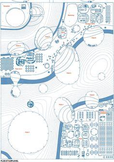 Rolex Learning Centre (Lower Floor Plan) http://www.bdonline.co.uk/Journals/Graphic/t/v/d/planat00mlevel.jpg