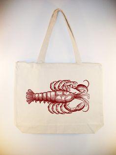 Vintage Lobster Image