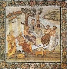 accademia di platone mosaico romano - Cerca con Google