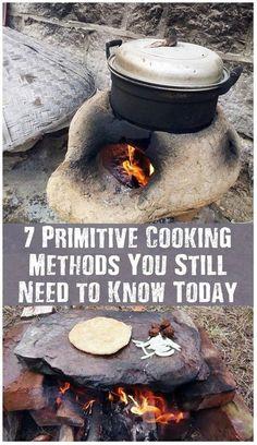 Primitive Cooking Methods