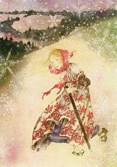 Sulamith Wulfing - Nature Spirits-Snow Stars
