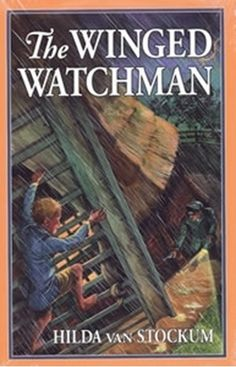 """THE WINGED WATCHMAN by award winning children's author Hilda Van Stockum (Bethlehem Books). A great family """"read aloud"""" about a Catholic family living in Nazi occupied Holland during WW II. The audiobook is also very well done. Catholic All Year, Catholic Kids, Old Windmills, Chapter Books, Children's Literature, Historical Fiction, Read Aloud, Childrens Books, Kid Books"""