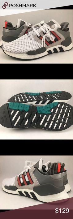 Details zu Adidas EQT Support 9118 weißrot B37521 Equipment Sneaker Originals Schuhe