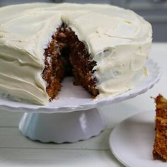 Best Carrot Cake Recipe   MyRecipes Healthy Food List, Healthy Dog Treats, Dinners For Kids, Dinner Recipes For Kids, Dog Recipes, Cake Recipes, Best Carrot Cake, Casino Cakes, Just Desserts