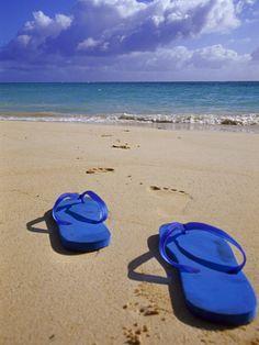 Sandals on Shore, HI