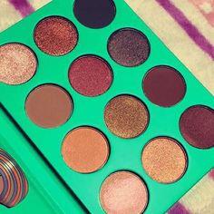Juvia's Place: The Nubian Eyeshadow Palette 🎨 Cute Makeup, Lip Makeup, Makeup Brushes, Beauty Makeup, The Nubian Eyeshadow Palette, Beauty Land, Makeup Inspo, Makeup Ideas, Make Up Collection