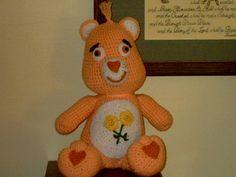 Friend Bear by MarysDollclothesandm on Etsy, $30.00