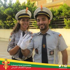 #LebaneseScouts, #scouts