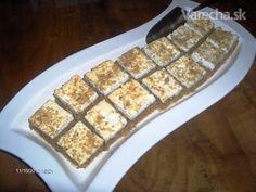 Jablkové rezy - Klárika (fotorecept)