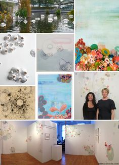 New on The Nice Niche --- Beth Dary & Sarah Lutz, Artists — The Interplay Installation @bethdary @MAP_Space